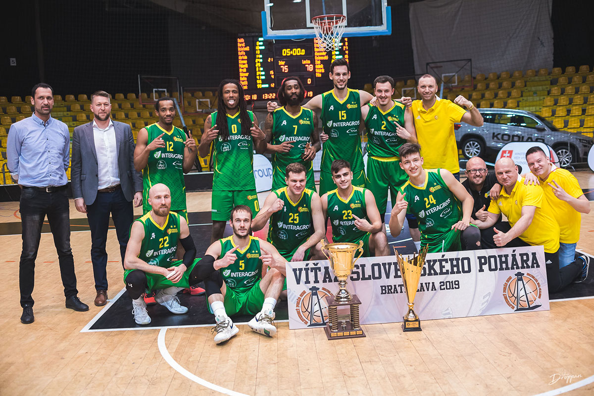Víťazi Slovenského pohára 2018/19