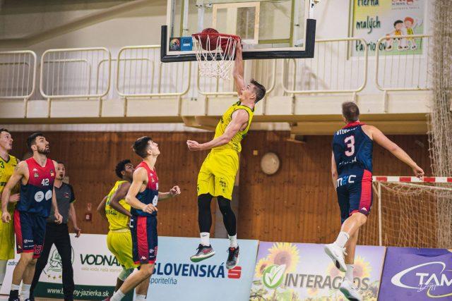 basket.sk: S perspektívnym Madzinom a slovenským jadrom hráčov. Levice chcú baviť fanúšikov