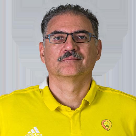 MUDr. Gabriel Földi - Športový riaditeľ