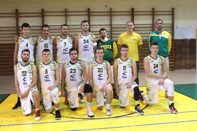 MY Levice: Nové basketbalové mužstvo má za sebou prvé zápasy v I. lige
