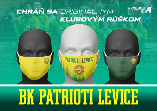 Klubové rúška v predaji na fanzone.sk